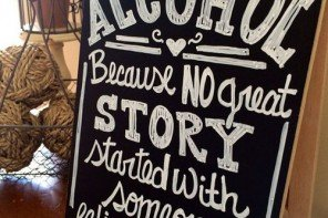 14 Hilariously Awesome Wedding Signs