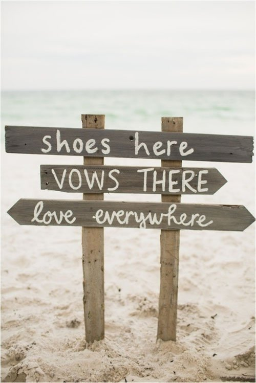 Shoes Here, Vows There