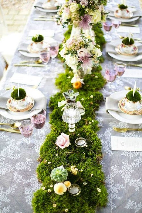 Garden Wedding Ideas garden wedding 12 091815ch Garden Wedding