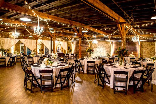 Houston Station Wedding Venue