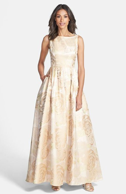 19 Long Mother of the Bride Dresses You&-39-ll Want to Borrow for ...