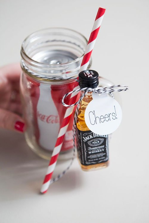 16 clever ways to use mason jars at your wedding diy jack and coke solutioingenieria Gallery