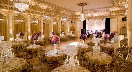 The Plaza Hotel Wedding Venue