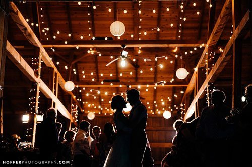 Rustic String Lights