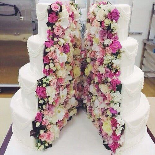 14 amazingly unique wedding cakes