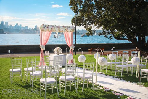 Destination weddings the best sydney wedding venues for Front royal wedding venues