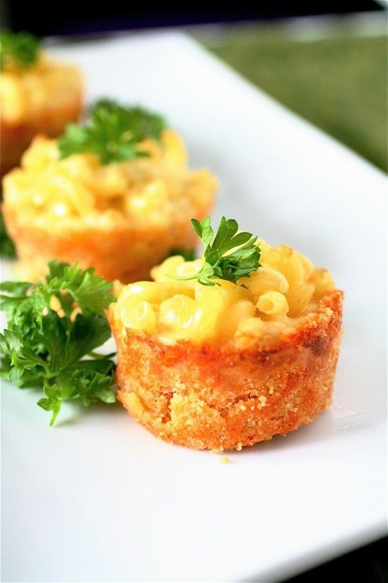 Mini Mac n' Cheese