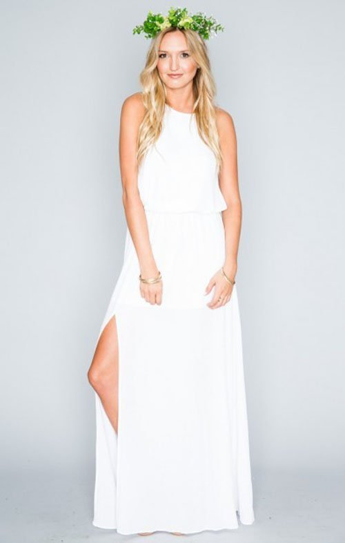 20 gorgeous but cheap wedding dresses for Simple wedding dresses under 200