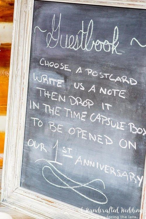 Fun Ideas for Your Wedding Guestbook