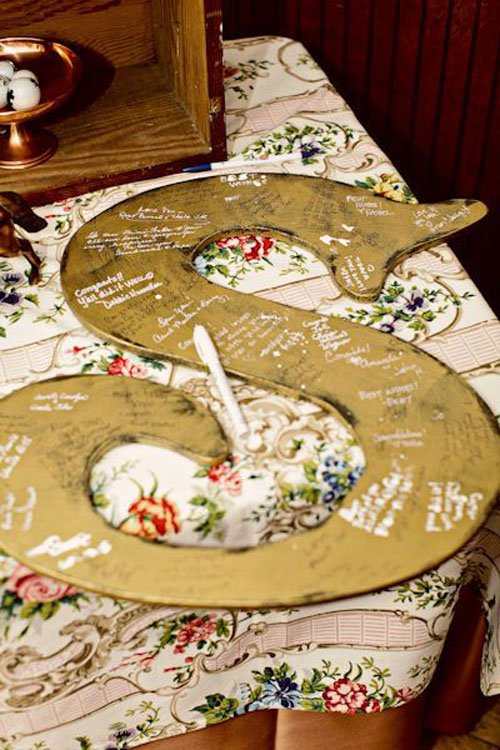 Fun Ideas for Your Wedding Guestbook