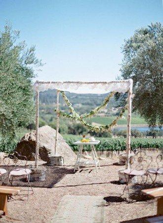 kunde family winery wedding