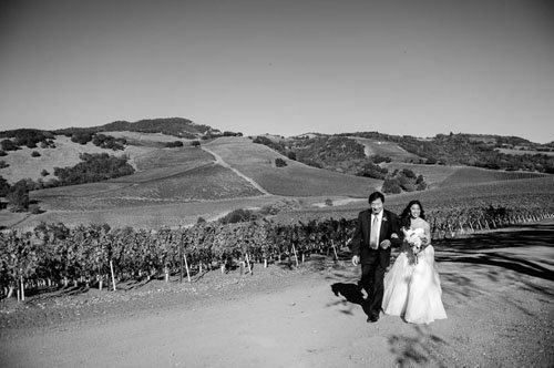 kunde family winery wedding