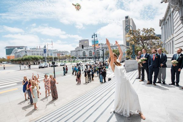 5 Reasons To Have A Courthouse Wedding