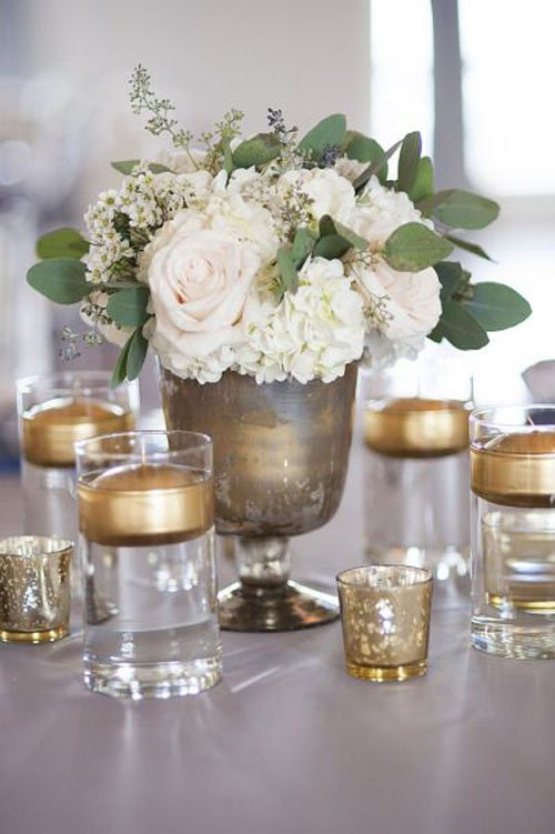 20 budgetfriendly wedding centerpieces