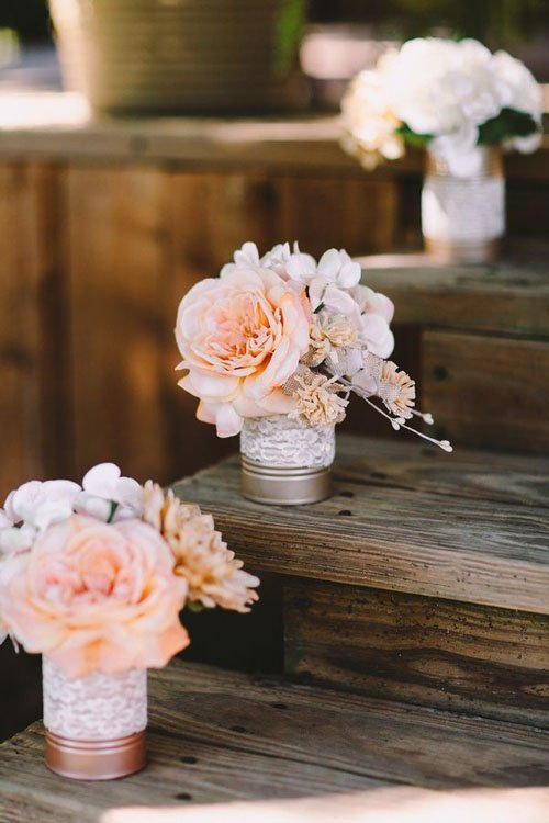 20 Budget Friendly Wedding Centerpieces