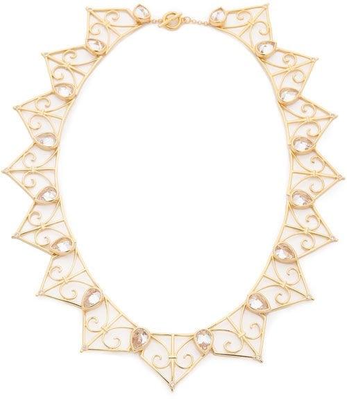 Noir Jewelry Tessellation Necklace • $275