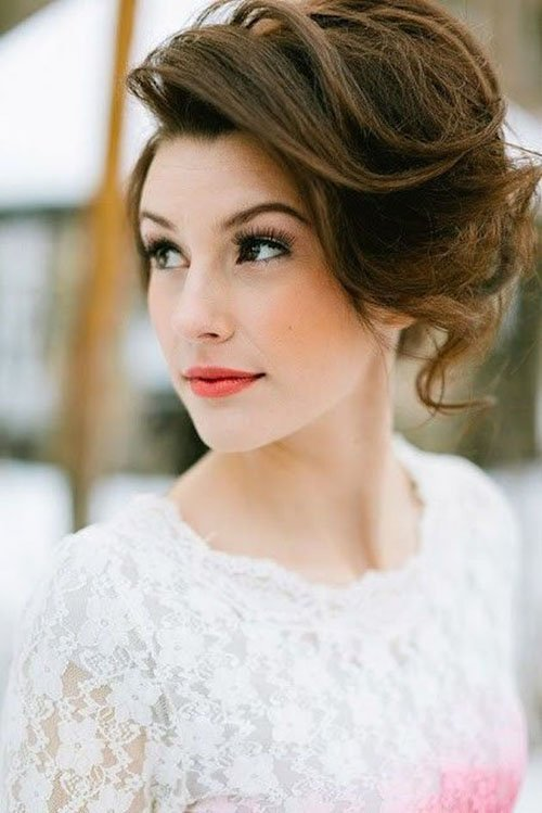Remarkable 15 Gorgeous Wedding Hairstyles For Short Hair Short Hairstyles For Black Women Fulllsitofus