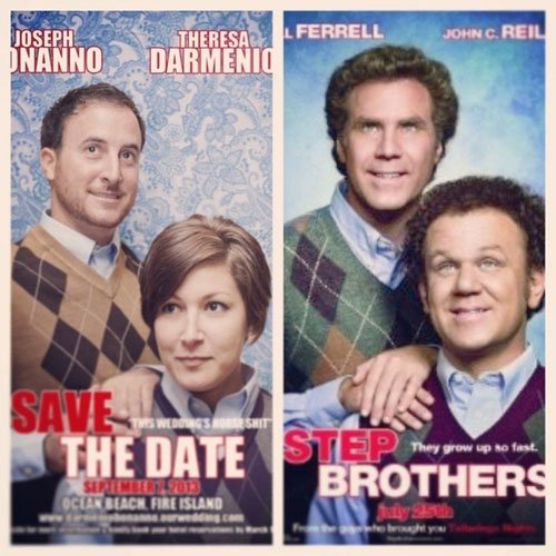 Movie Poster Parody