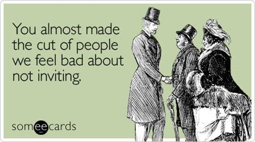 Funny Someecards : 20 funniest wedding someecards ever