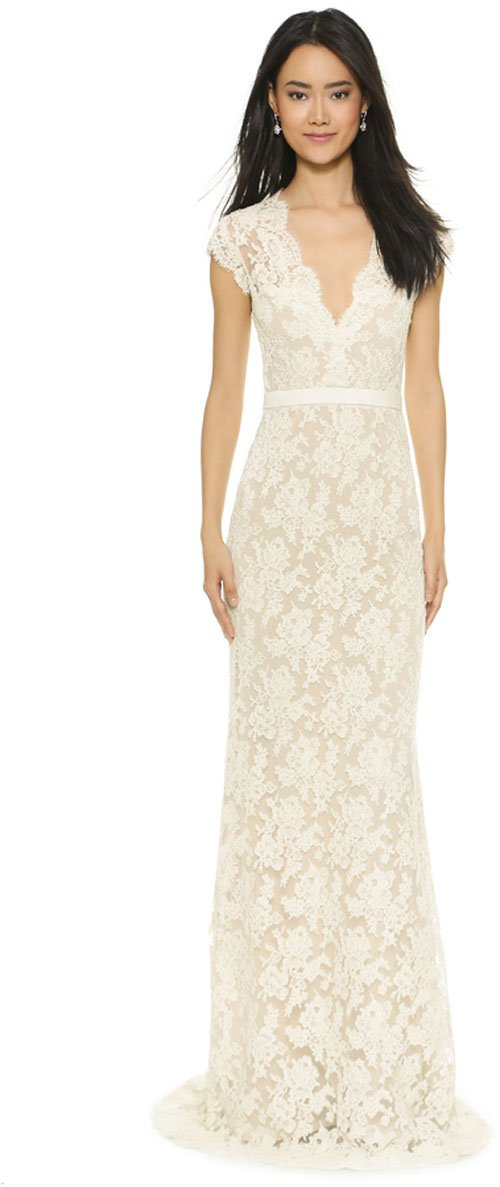 The Perfect Lace Wedding Dress for Every Budget