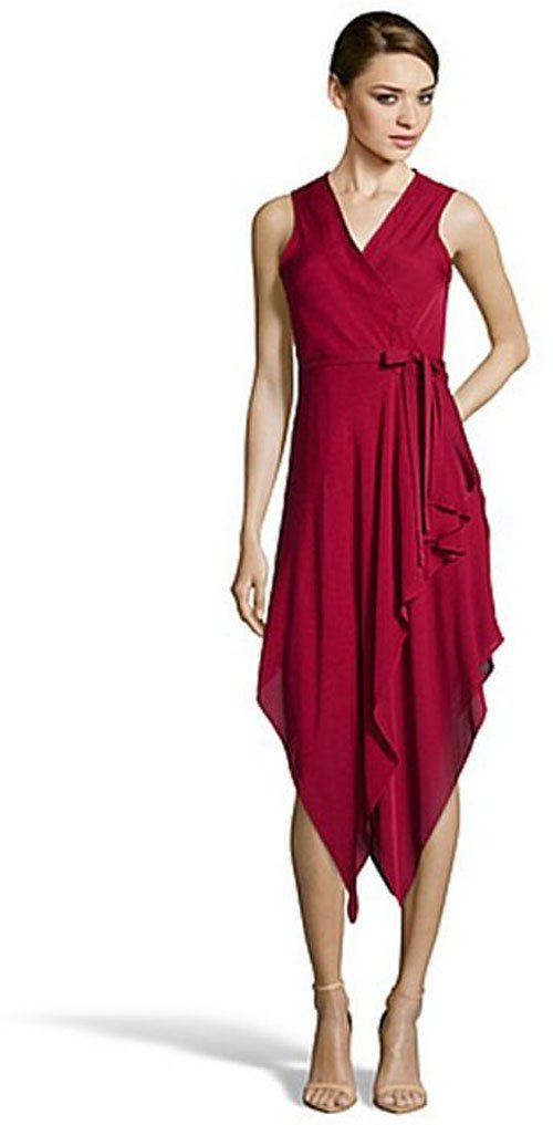 c5bf7c32712 These Bridesmaid Dresses Are Perfect for Fall. Marsala Bridesmaid Dresses
