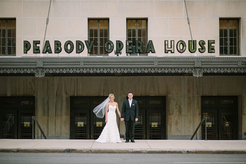 St. Louis, MO: Peabody Opera House