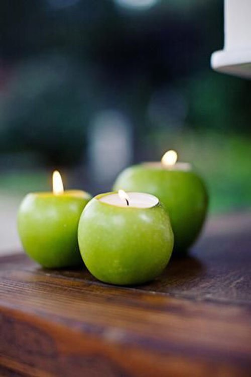 10 creative ways to use apples at your wedding reception 10 creative ways to use apples at your wedding junglespirit