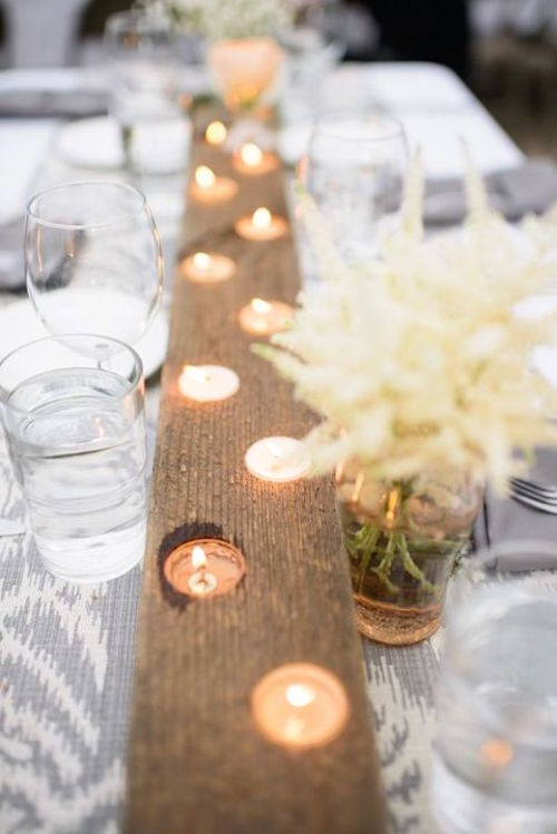 18 table runners that will transform your wedding table best wedding table runners solutioingenieria Gallery