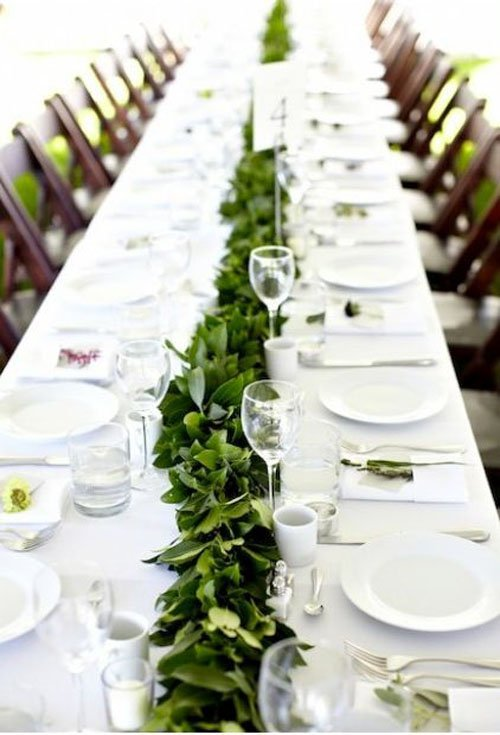 18 table runners that will transform your wedding table best wedding table runners junglespirit Images