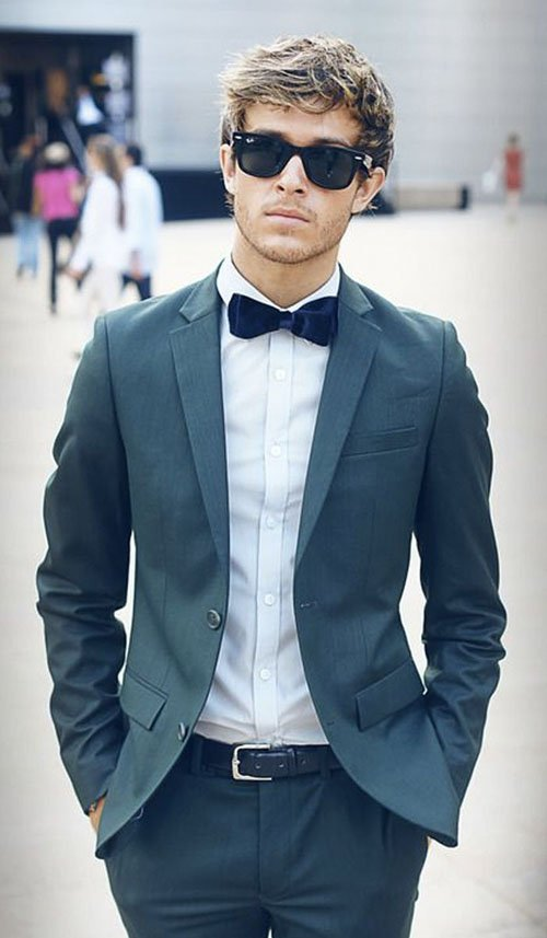 Jacket and Bow Tie
