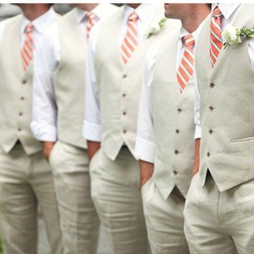 Linen Mens Shirts For Weddings