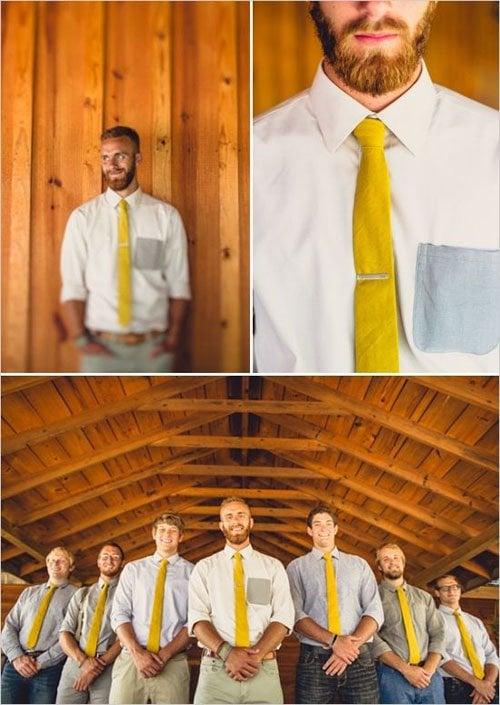 A Standout Tie