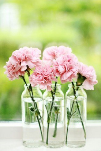 Carnation Wedding Flowers