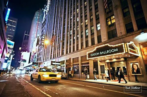 edison ballroom wedding venue