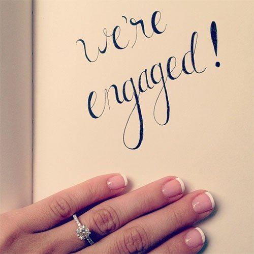 Use Beautiful Calligraphy or Art to Highlight the Ring