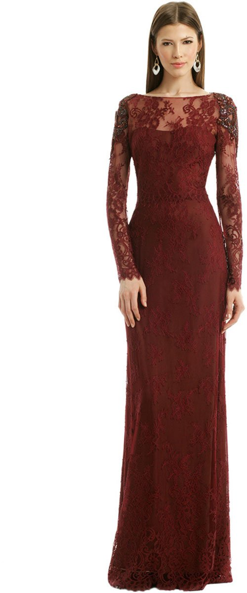 21 Mother Of The Bride Dresses For A Fall Winter Wedding