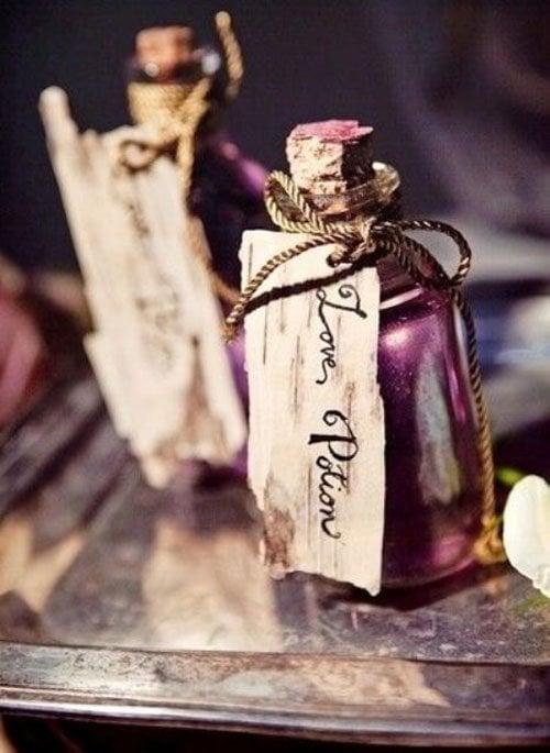 'Love Potion' Favor