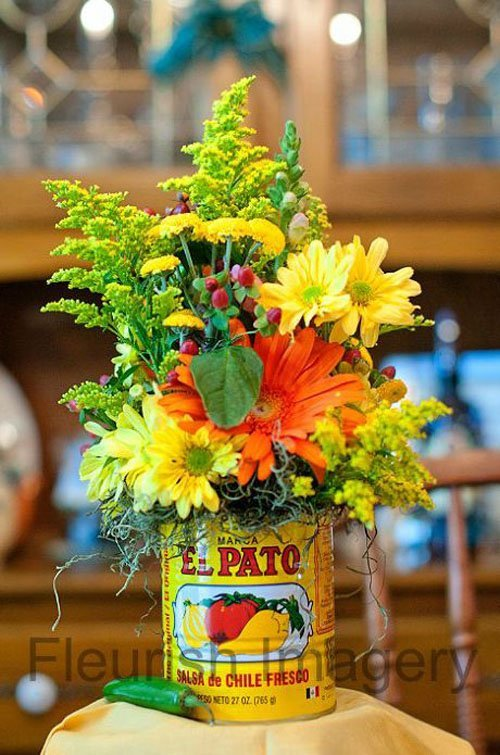 26 festive ideas for a mexican wedding theme or el pato tins junglespirit Gallery