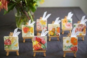 mini wedding favors