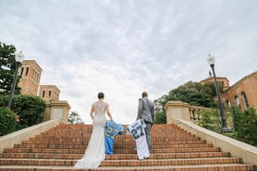 ucla wedding
