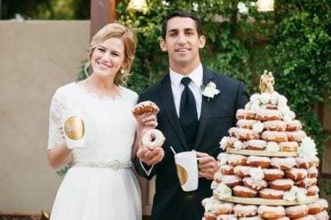wedding cake alternative