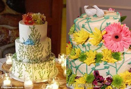 Wedding Cake Fails