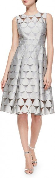 Milly Katia Prisim Fil Coupe Dress • Milly • $375
