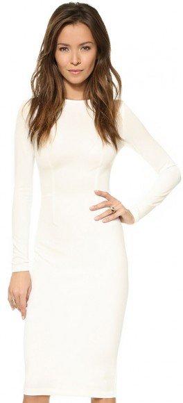 5th & Mercer Long Sleeve Dress • $250