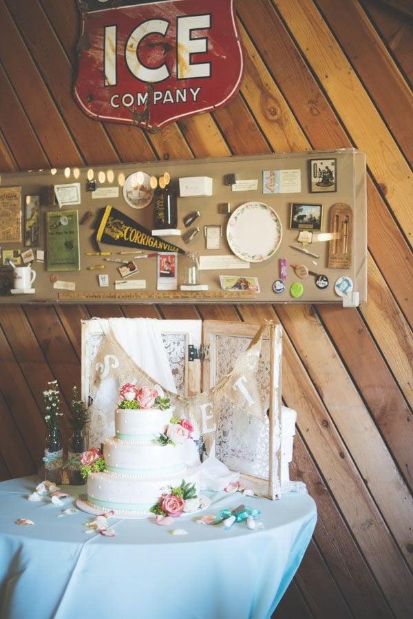 A Rustic California Barn Wedding Woman Getting Married
