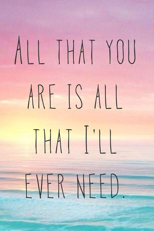 Charmant Love Quotes We Heart
