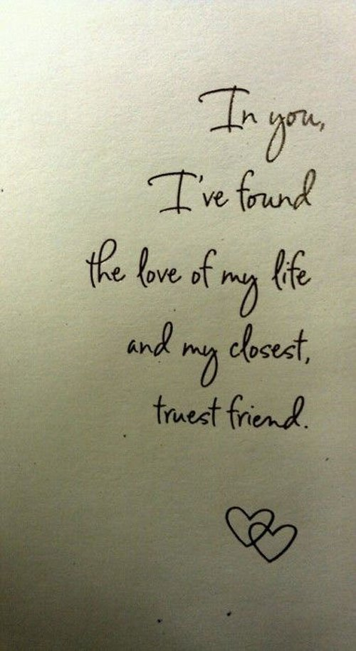 Love Quotes We Heart