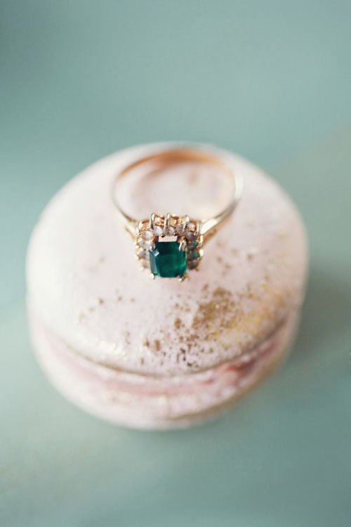 Rose Gold Engagement Rings We're Crazy About