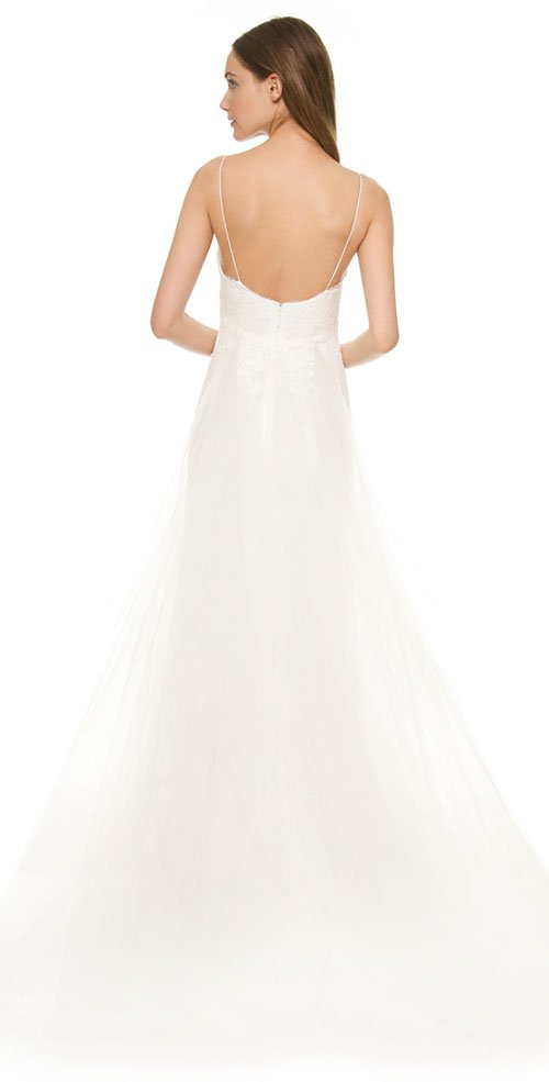 Simple Yet Stunning Wedding Dresses : Stunning but simple wedding dresses t rex maxi dress white crisp mumu