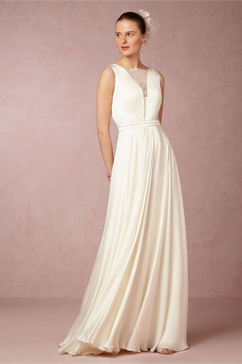 Simple Yet Stunning Wedding Dresses : Stunning yet simple wedding dresses